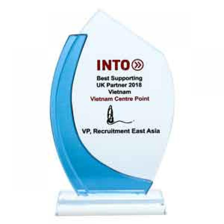 INTO - Best Supporting US Partner 2018
