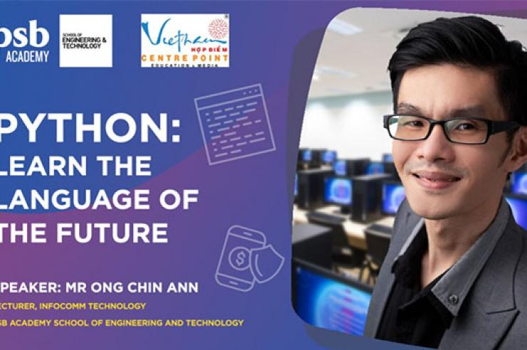 IT Workshop: Learn the language of the future – Python